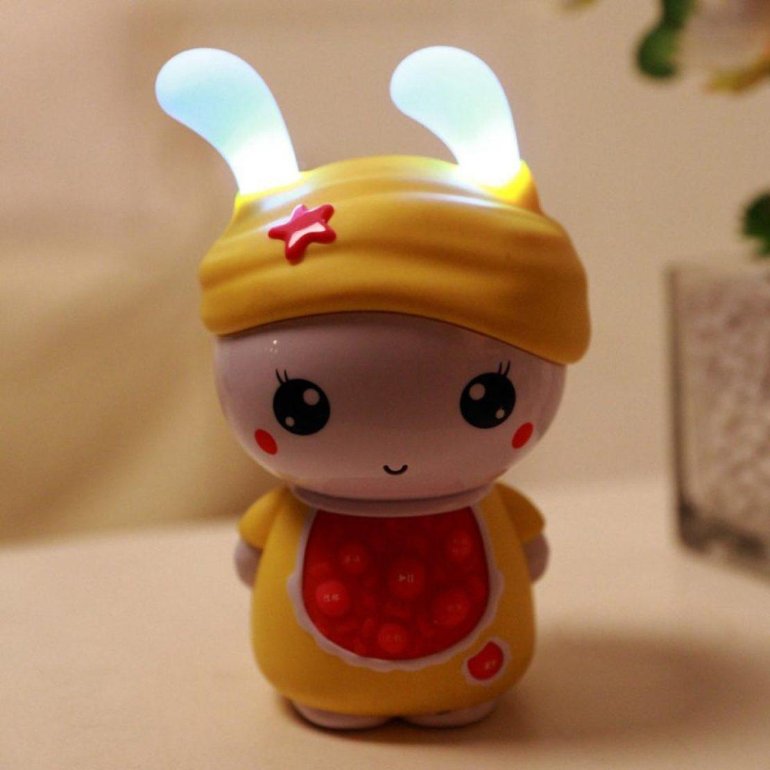 Alilo Sweet Bunny at Night