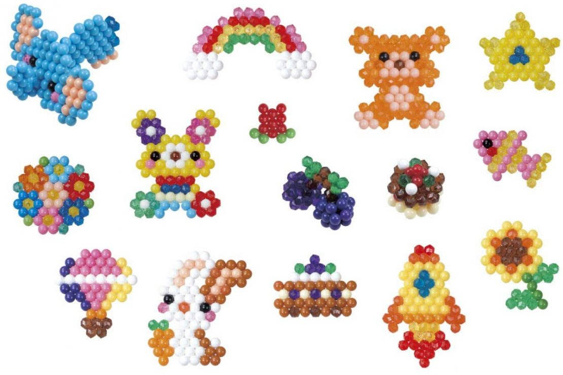 AquaBeads by Epoch examples