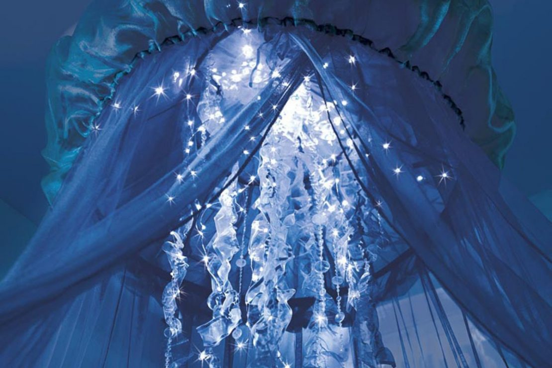 Jellyfish Bower detail