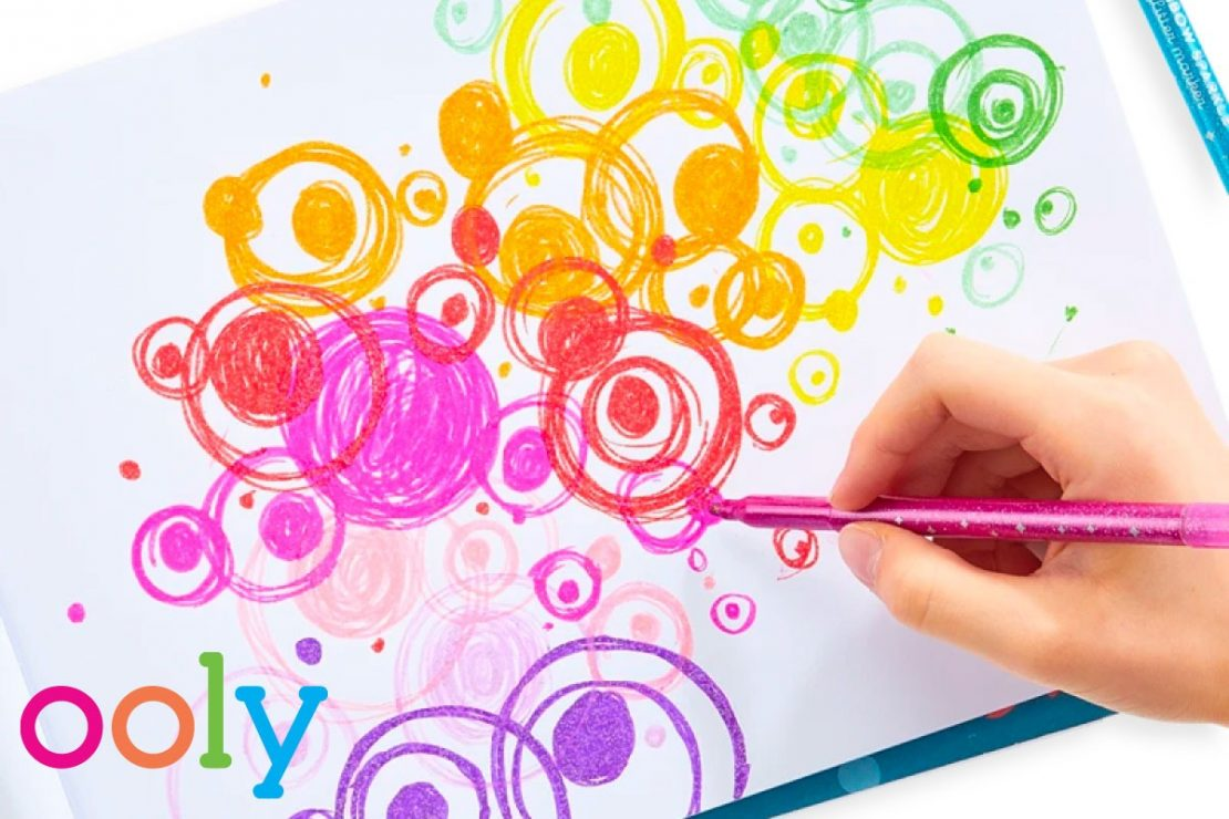 Brighten up your art with Ooly!