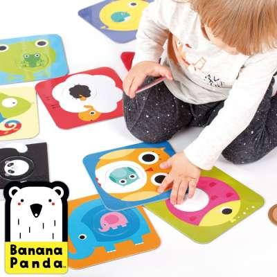 Banana Panda First Puzzles
