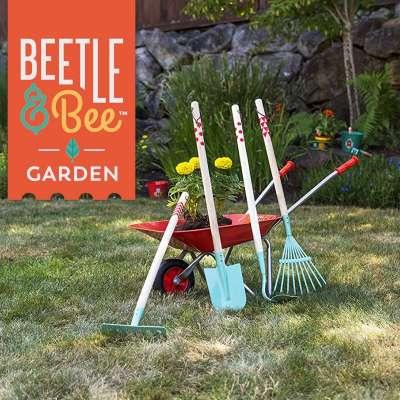 Beetle & Bee Garden Tools