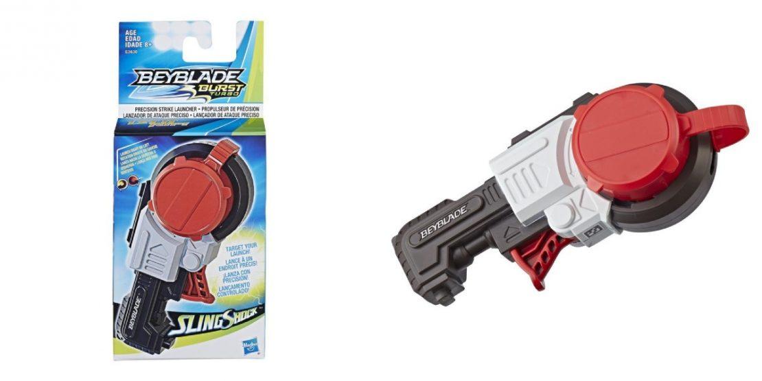 Beyblade Burst Slingshock Launcher