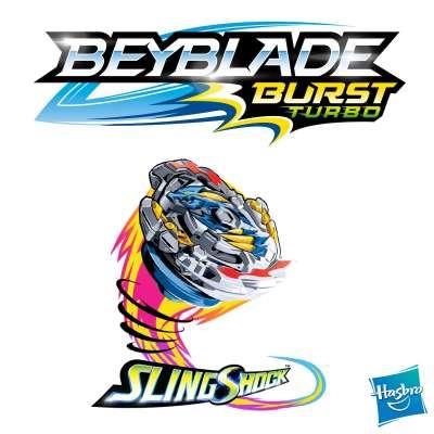 Beyblade Burst Turbo Slingshock from Hasbro