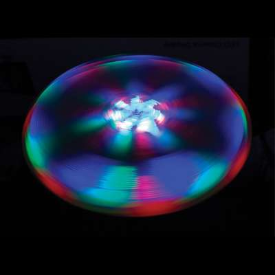Blaze Light-Up Flying Disc from Duncan