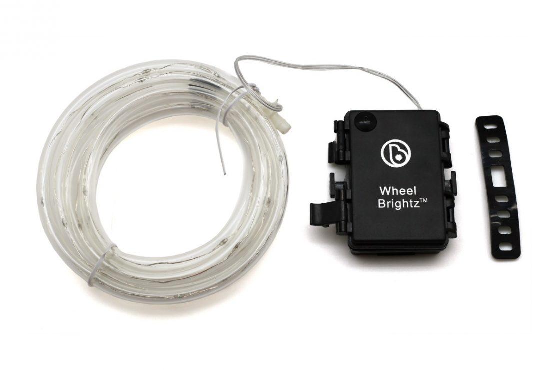 Wheel Brightz LED Light Strand & Battery Pack