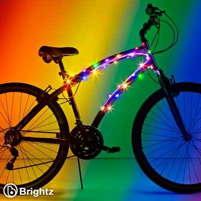 Cosmic Brightz Bike Frame Lights