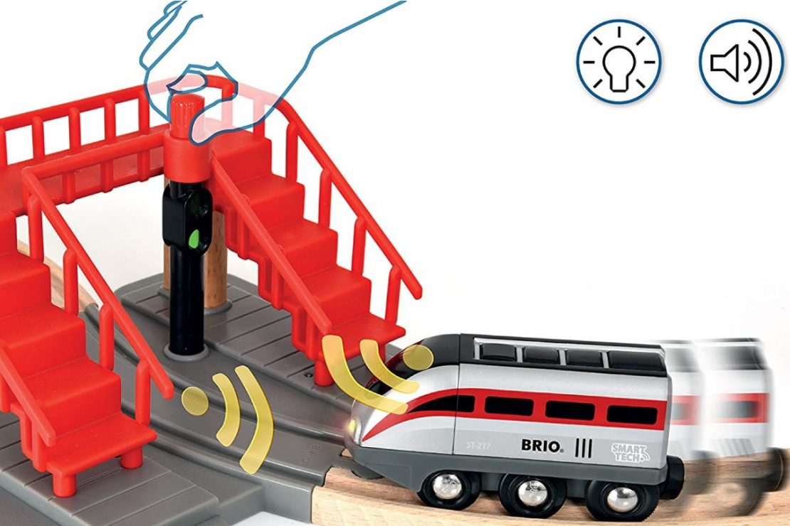 Brio SmartTech Smart Engine Set Station Signal
