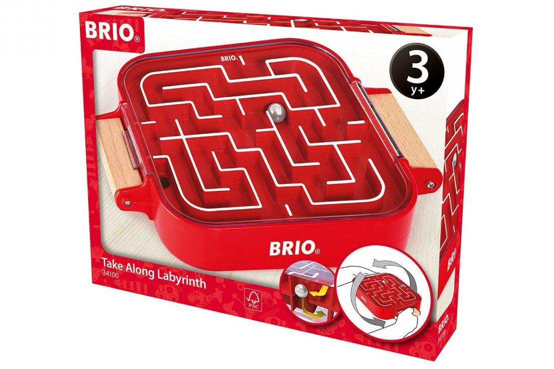 Brio Take Along Labyrinth