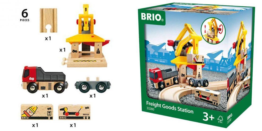 Brio acc freight goods station