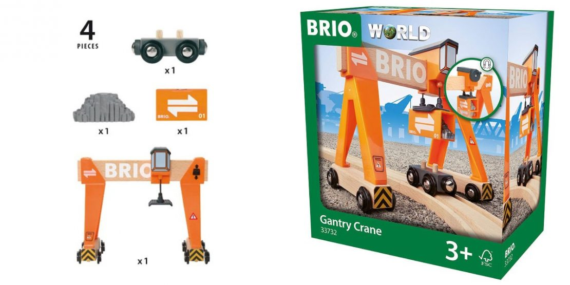 Brio acc gantry crane