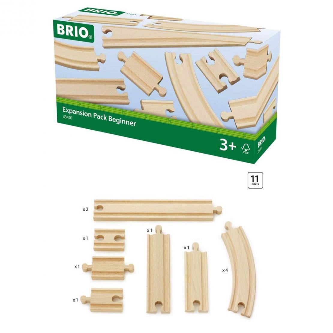 Brio Beginner Expansion Pack