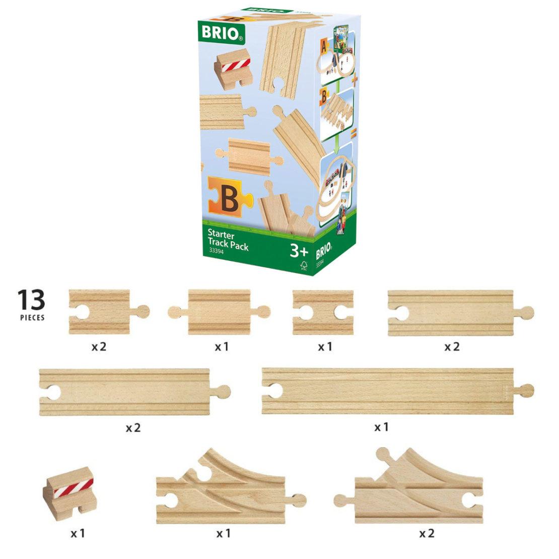 Brio Starter Expansion Track Set