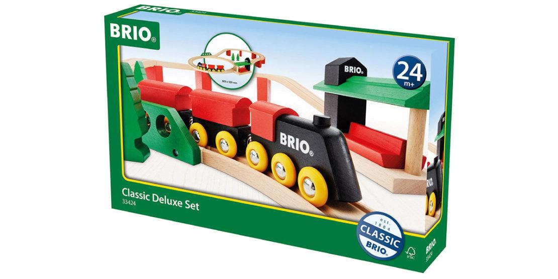 Brio Classic Deluxe Set Box