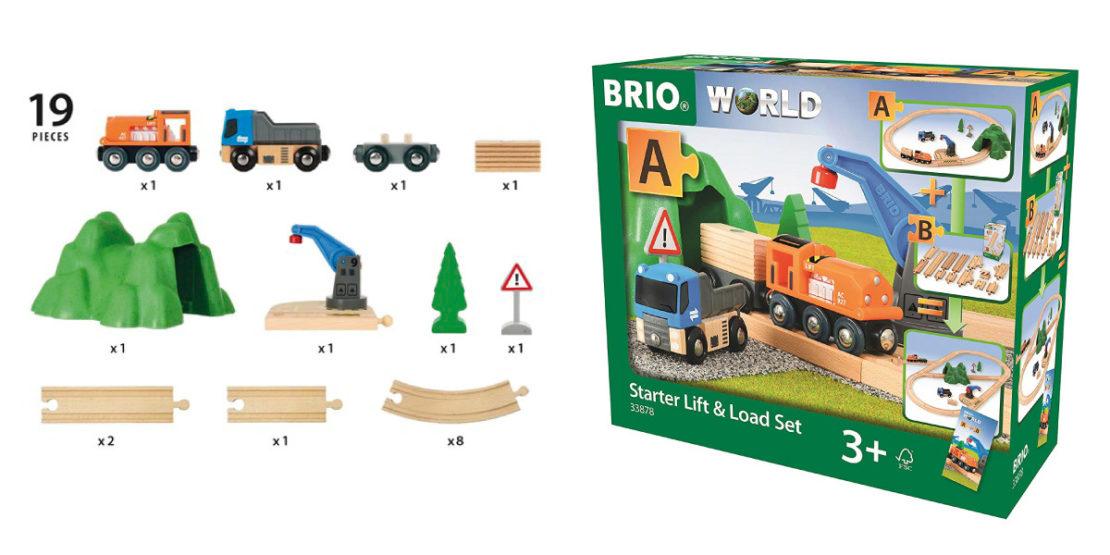 Brio Lift & Load Starter Set