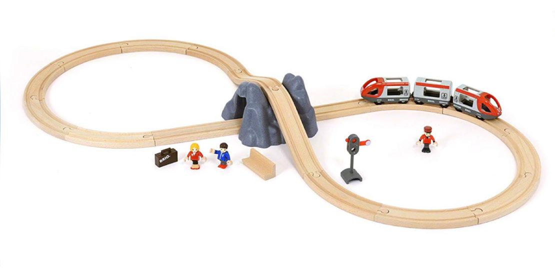 Brio Railway Starter Set Layout