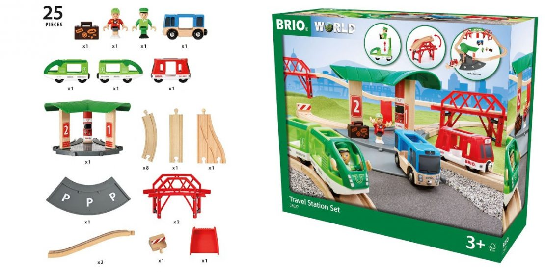 Brio Travel Station