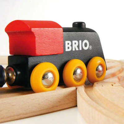 Brio Classic Wooden Trains