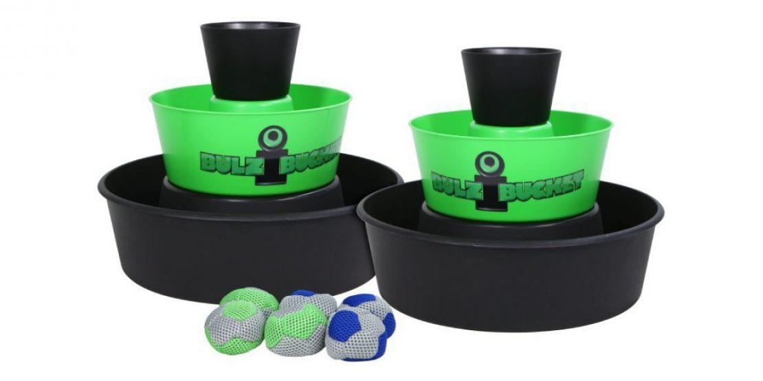 Green & Black BULZiBUICKET