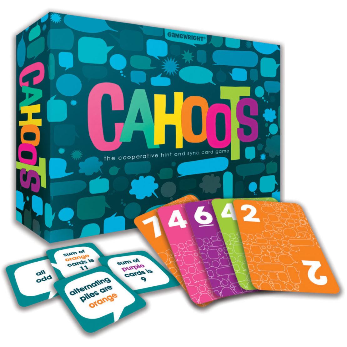 Cahoots Box