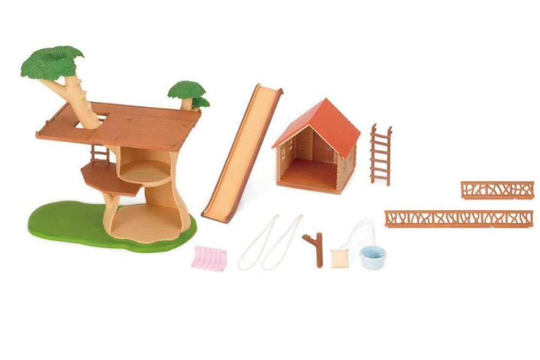 Calico Critters Adventure Tree House Parts