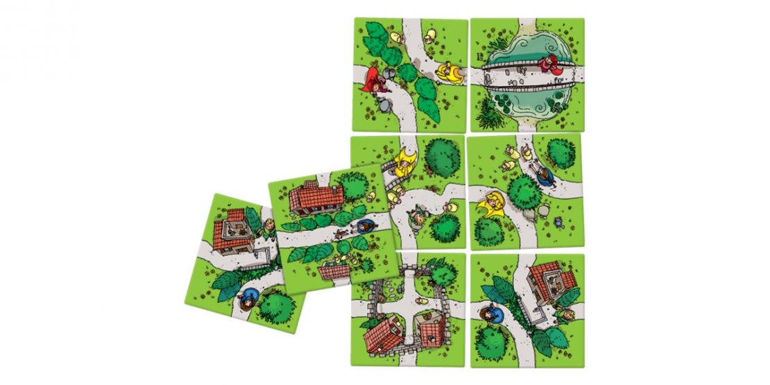 My First Carcassonne Game from Z-Man Games