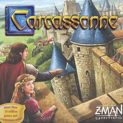Carcassonne Family of Games