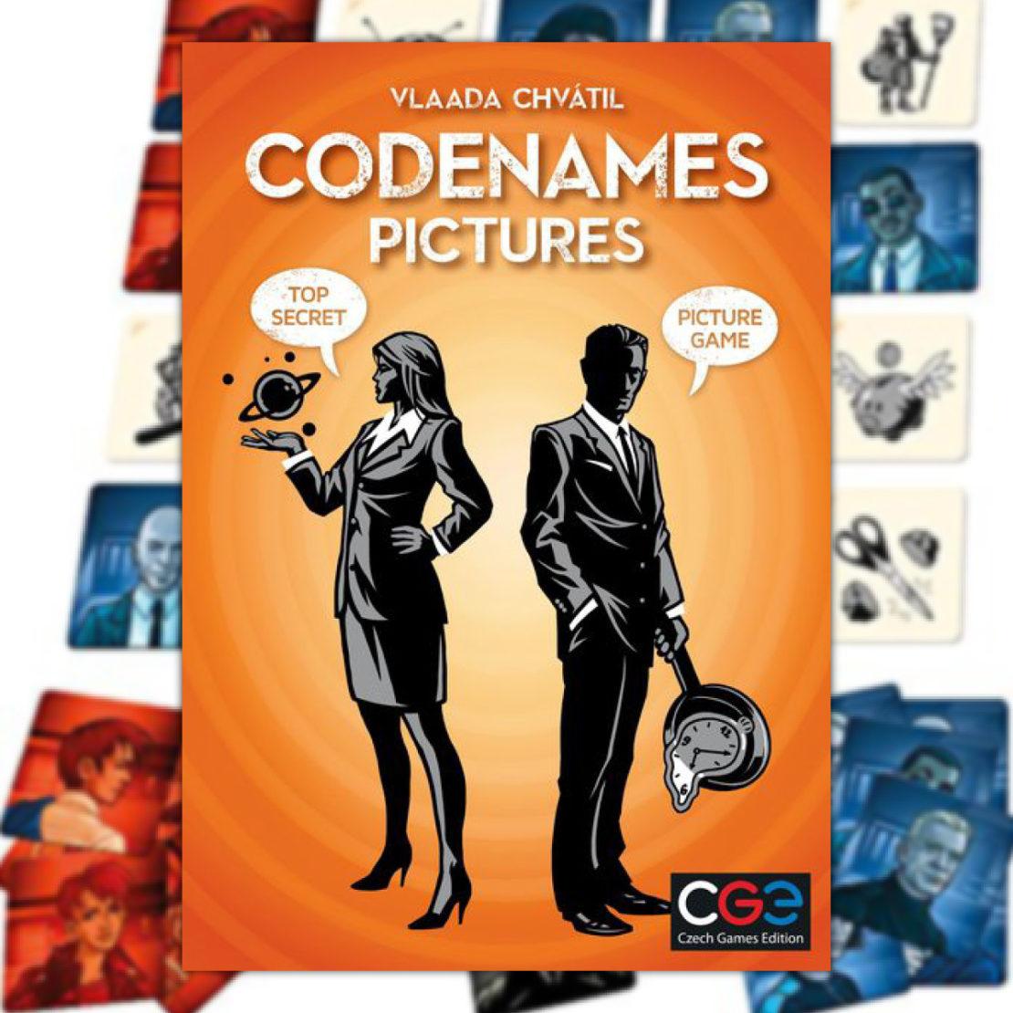 1200 Codenames Pictures