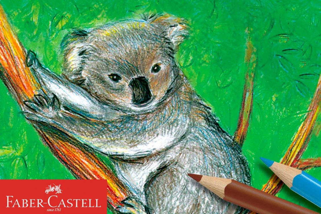 World Colors Colored EcoPencils from Faber-Castell