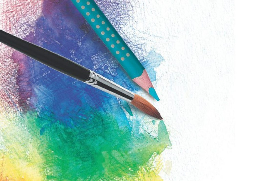 Watercolor EcoPencils from Faber-Castell
