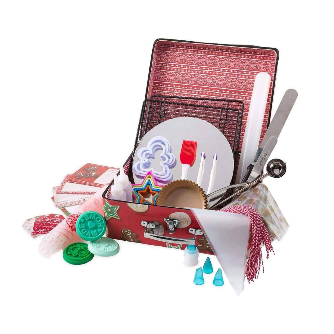 Crafty Creations Cookie Kit with Case