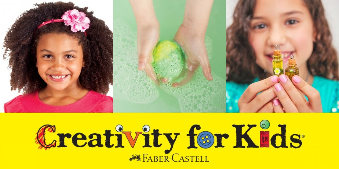 Creativity for Kids by Faber-Castell