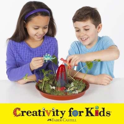Creativity for Kids Indoor Gardens