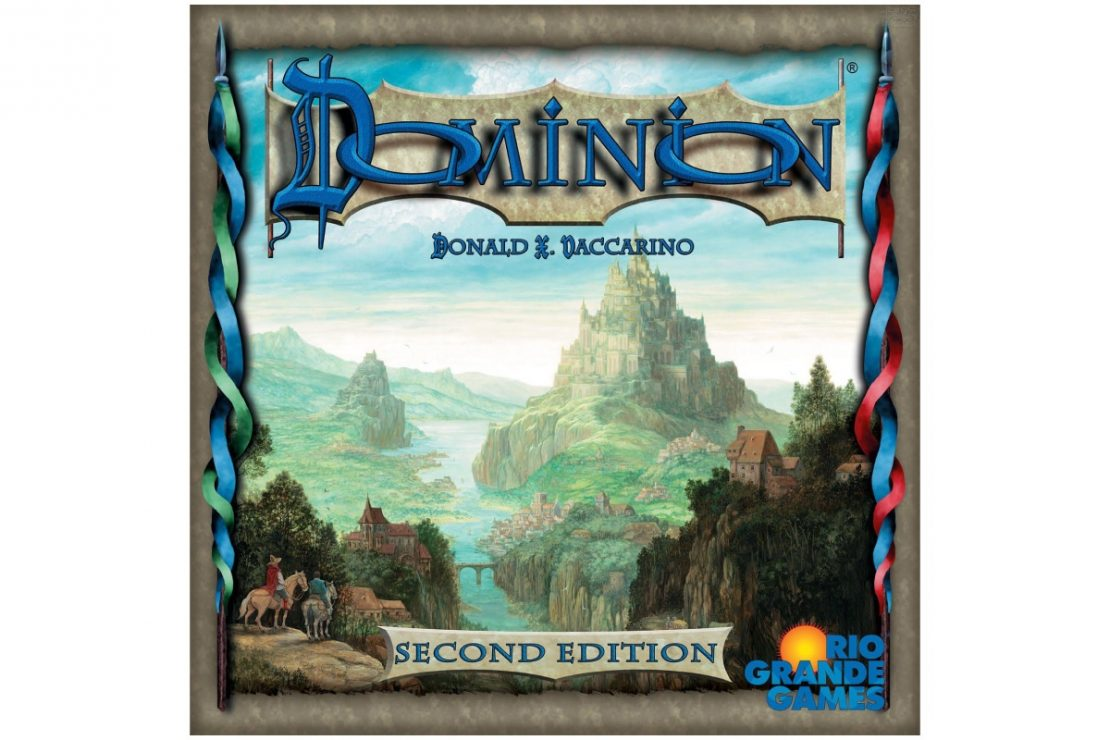 Dominion 2nd Ed from Rio Grande Games
