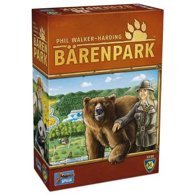 Bärenpark from Mayfair Games