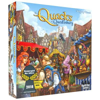 Quacks of Quedlinburg from NorthStar Games