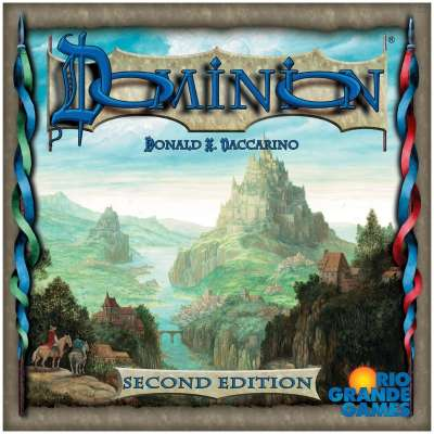 Dominion 2nd Ed from Rio Grande Games