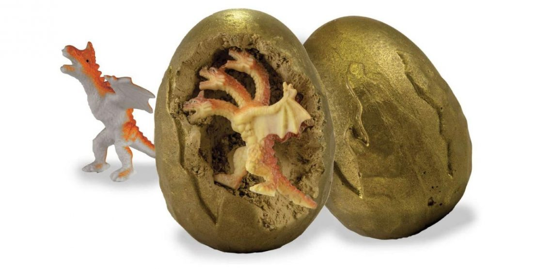 Dig It Up Discoveries Dragon Egg from Mindware
