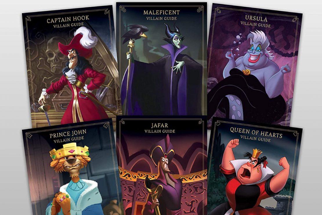 Disney Villainous Character Guides