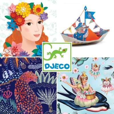 Djeco Art and Craft Kits