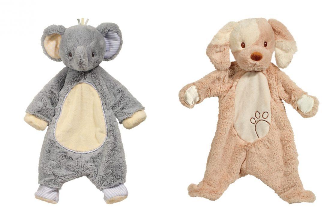 Douglas Baby Sshlumpie: Elephant & Puppy