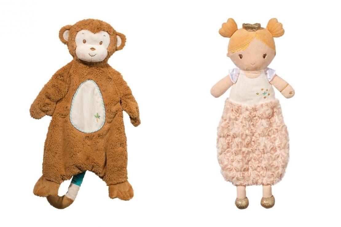 Douglas Baby Sshlumpie: Monkey & Princess