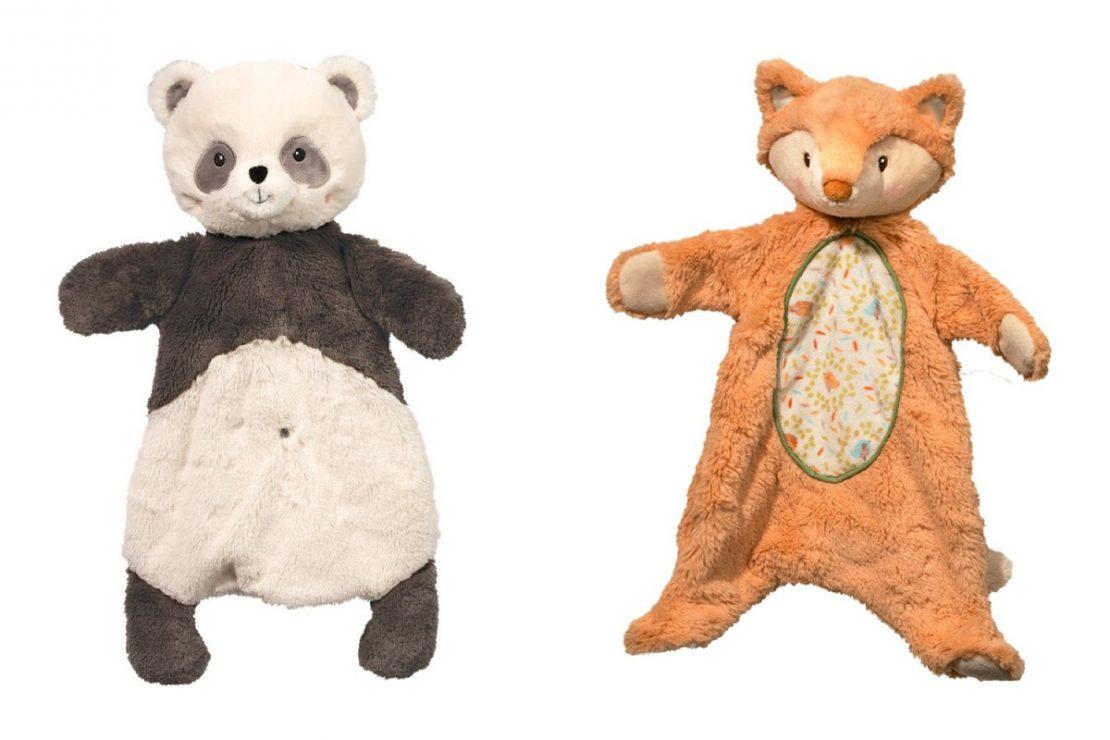 Douglas Baby Sshlumpie: Panda & Fox