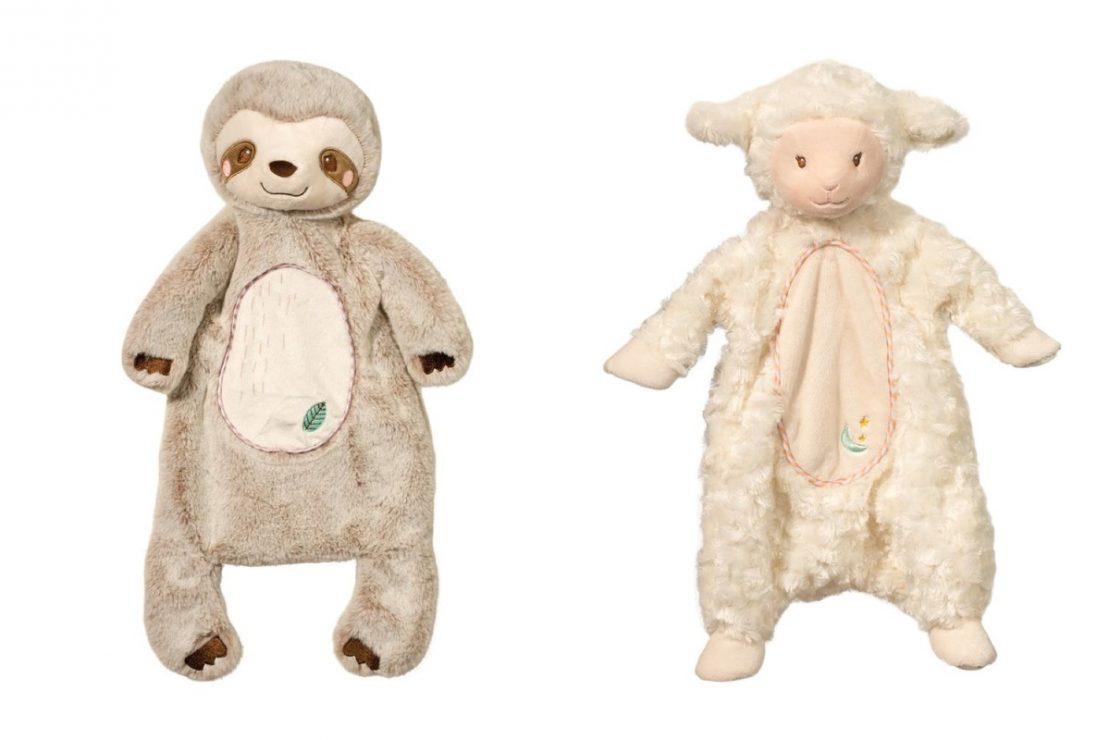 Douglas Baby Sshlumpie: Sloth & Lamb