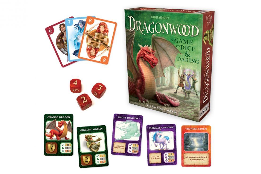 Dragonwood from Gamewright