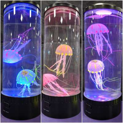 Electric Jellyfish Mood Light from Fascinations