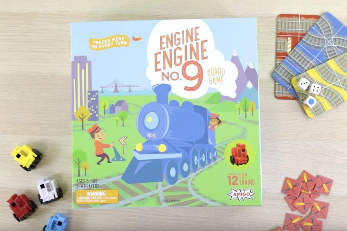Amigo Engine No 9 Main 1200X800