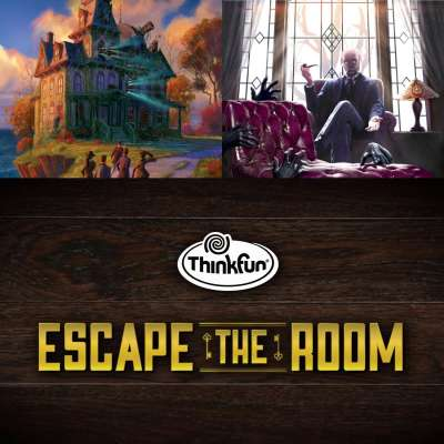 Escape The Room Games from ThinkFun