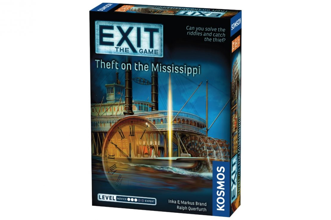 Exit: Theft on the Mississippi