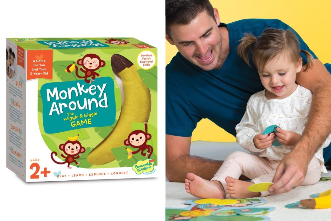 Monkey Around from Peaceable Kingdom